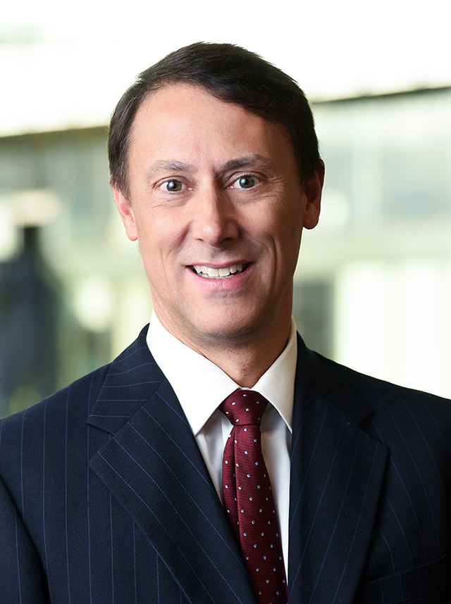 Roger Finnie - President